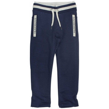 Vêtements Garçon Pantalons de survêtement HUGO Pantalon de survêtement Hugo Boss Junior - Ref. J24P00-849 Bleu