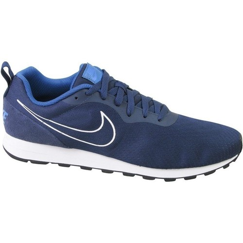 check out c77f1 346a0 Chaussures Homme Baskets basses Nike MD Runner 2 Eng Mesh bleu