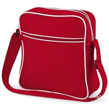 Sacs Homme Pochettes / Sacoches Beststyle Sacoche homme epaule rouge Rouge