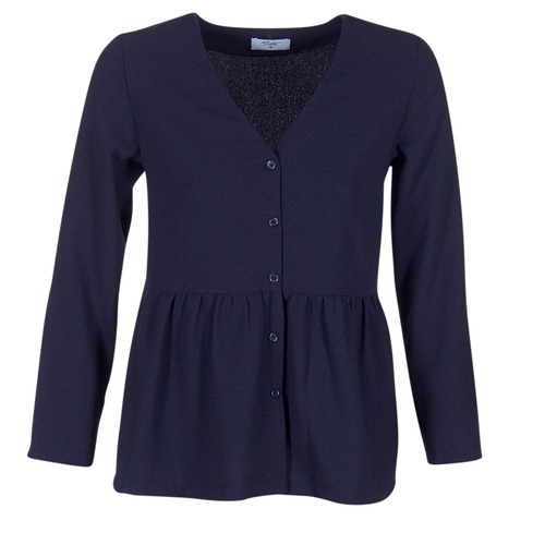 Vêtements Femme Tops / Blouses Betty London IHALICE Marine