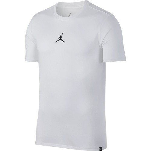 Vêtements Homme T-shirts manches courtes Air Jordan - T-Shirt Future Dri-Fit 3 - 862419 blanc