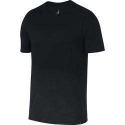 Vêtements Homme T-shirts manches courtes Air Jordan - T-Shirt - Ele Air - 843132 Noir