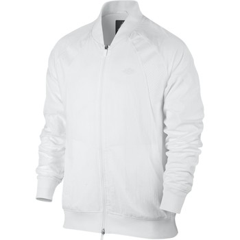 Vêtements Homme Sweats Air Jordan - Veste Wings Muscle Jacket - 843100-100 blanc