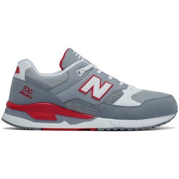 Chaussures Homme Baskets basses New Balance M530CVB Rouge-Gris