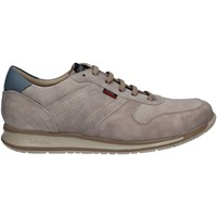 Chaussures Homme Baskets basses CallagHan 88402 Sneakers Man Gris Gris