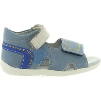 Chaussures Enfant Sandales et Nu-pieds Kickers 545080-10 BICUBASURF Azul