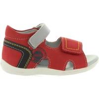 Chaussures Enfant Sandales et Nu-pieds Kickers 545080-10 BICUBASURF Rojo