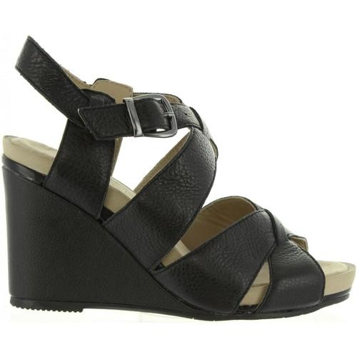 Hush puppies 560600-50 FINTAN Negro - Livraison Gratuite avec  - Chaussures Sandale Femme