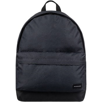 Sacs Homme Sacs à dos Quiksilver Everyday Poster Black Heat Wave