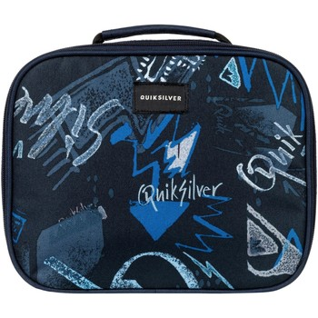 Sacs Garçon Sacs / Cartables à roulettes Quiksilver Lunch Lady Land Dark Denim Thunderbolts