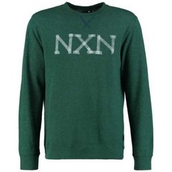 Vêtements Homme Sweats Nixon Sweat  Paddington Crew - Posy Green Heather Vert