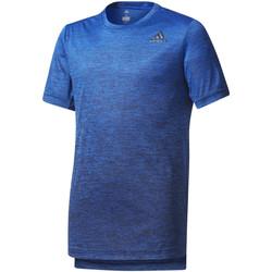 Vêtements Enfant T-shirts manches courtes adidas Performance T-shirt  Tr Grad bleu