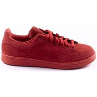 Chaussures Homme Baskets basses adidas Originals BASKET STAN SMITH ROUGE