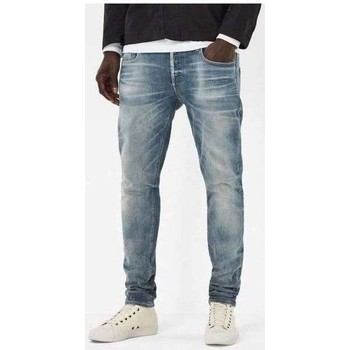 Vêtements Homme Jeans droit G.star JEAN SLIM 3301 STONE USED