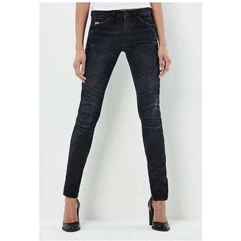 Vêtements Femme Jeans slim G-Star Raw JEAN SKINNY  5620 BLACK