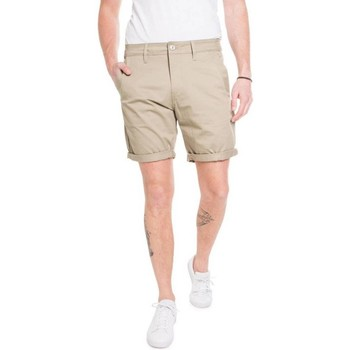 Vêtements Homme Shorts / Bermudas G.star BERMUDA BRONSON SABLE