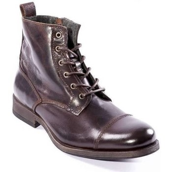 Chaussures Homme Boots Cafeina BOOTS BANDIDO MARRON
