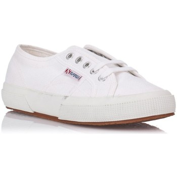 Chaussures Baskets basses Superga 2750 COTU blanc