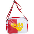 Gola CUB175 REDFORD CHAMPIONSHIP TRACOLLA Femme rouge RED/WHT/GOLDEN