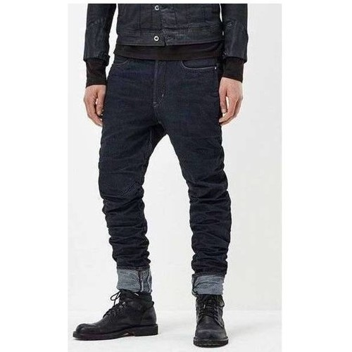 Vêtements Homme Jeans droit G-Star Raw JEAN TAPERED STAQ 3D BRUT
