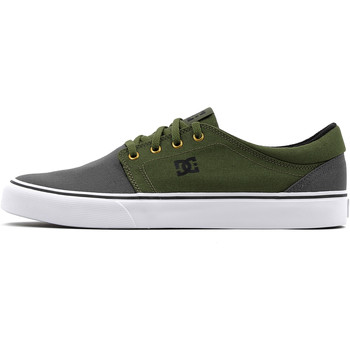 Chaussures Baskets basses DC Shoes Trase TX Kaki