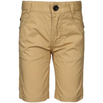 Vêtements Garçon Shorts / Bermudas HUGO Bermuda Hugo Boss Junior - Ref. J24433-232 Beige