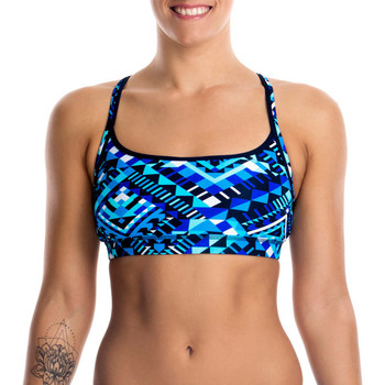 Vêtements Femme Maillots de bain séparables Funkita Sports Top Speed Boxer
