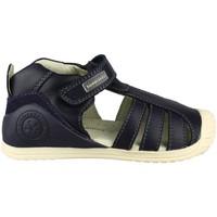 Chaussures Enfant Sandales et Nu-pieds Biomecanics SANDALIA CERRADA CASUAL MARINO