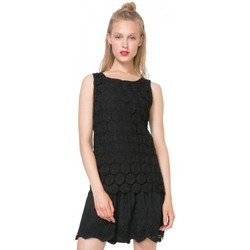 Vêtements Femme Robes courtes Desigual Robe Barcelona Noir 72V2GT6(sp) Noir