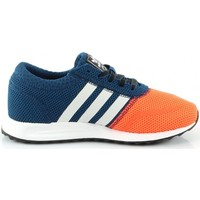 Chaussures Enfant Baskets basses adidas Originals Los angeles enfant Bleu