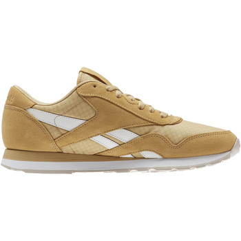 Chaussures Homme Baskets basses Reebok Classic Classic Nylon RS Beige / Blanc / Blanc