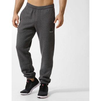 Vêtements Homme Pantalons de survêtement Reebok Sport Pantalon Elements Cuffed Fleece Gris