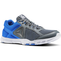 Chaussures Homme Fitness / Training Reebok Sport Yourflex Train 9.0 MT Gris / Bleu / Blanc