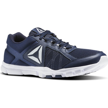 Chaussures Homme Baskets basses Reebok Sport Yourflex Train 9.0 MT Bleu / Blanc