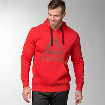 Vêtements Homme Sweats Reebok Sport Sweat à capuche Workout Ready Noir