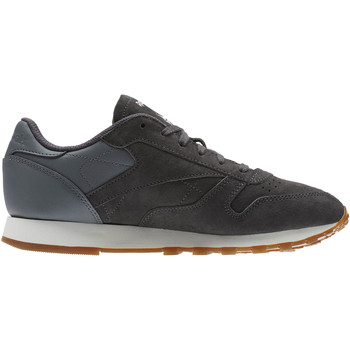 Chaussures Femme Baskets basses Reebok Classic Classic Leather EB Gris / Gris