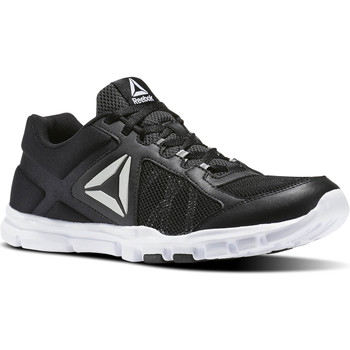 Chaussures Homme Fitness / Training Reebok Sport Yourflex Train 9.0 MT Noir / Blanc / Gris