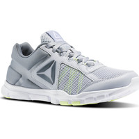 Chaussures Femme Fitness / Training Reebok Sport Yourflex Trainette 9.0 MT Gris / Blanc