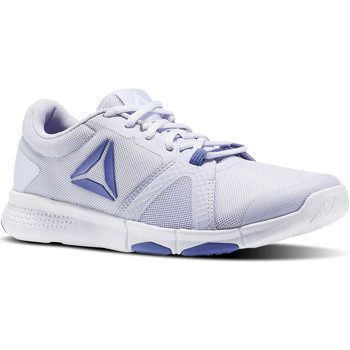 Chaussures Femme Fitness / Training Reebok Sport Flexile Gris / Marron / Violet