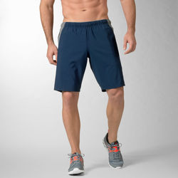 Vêtements Homme Shorts / Bermudas Reebok Sport Short Workout Ready Woven Bleu