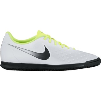 Chaussures Homme Football Nike Magistax Ola II IC Blanc
