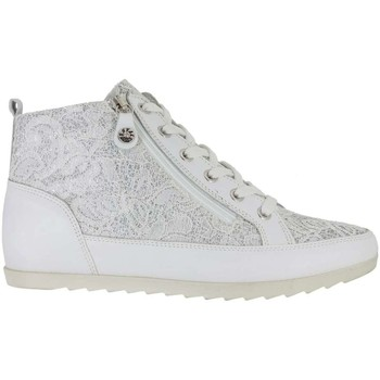 Chaussures Femme Baskets montantes Enval 7930 Sneakers Femmes Bianco Bianco