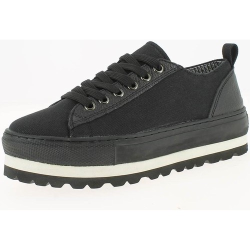 Sixty Seven 76842 noir - Chaussures Baskets basses Femme