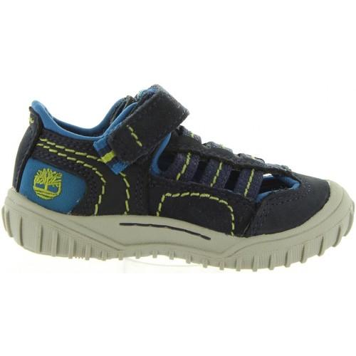 Chaussures Femme Sandales et Nu-pieds Timberland CA1L8E CASTLETON Azul