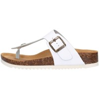 Chaussures Femme Tongs Bionatura 11a902 Tong Femme blanc blanc