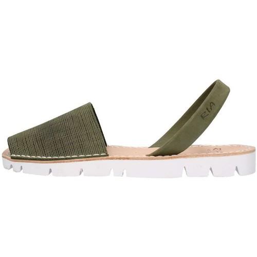 Ria 27092 Sandale Homme Vert Vert - Chaussures Sandale Homme