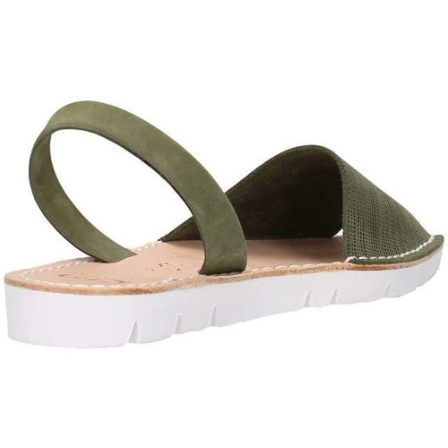 Homme Sandales pieds Ria Vert 27092 Nu Chaussures Et O08nPkw