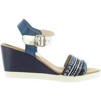 Chaussures Femme Sandales et Nu-pieds Cumbia 30169 Azul