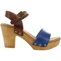 Chaussures Femme Sandales et Nu-pieds Cumbia 30551 Azul