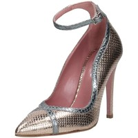 Chaussures Femme Escarpins Wo Milano T399 Decollete or